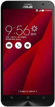 Смартфон ASUS Zenfone2 ZE551ML Red [ZE551ML-6C718RU, 90AZ00A3-M07180]