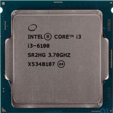 Процессор Intel Core i3-6100 Tray [CM8066201927202]