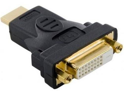 Кабель HDMI Atcom Adapter HDMI/M-DVI/F 24pin [АТ9155]