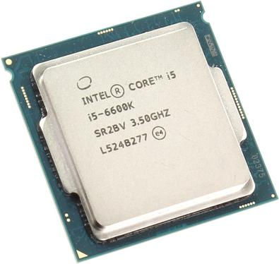 Процессор Intel Core i5-6600K Tray [CM8066201920300]