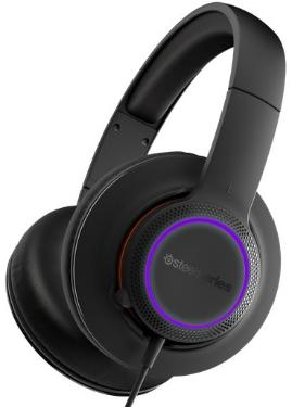 Гарнитура SteelSeries Siberia 150 Black [61421]