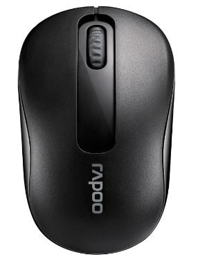 Мышь Rapoo M10 Black Wireless [10925]