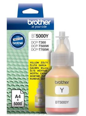 Чернила Brother BT5000Y, Yellow