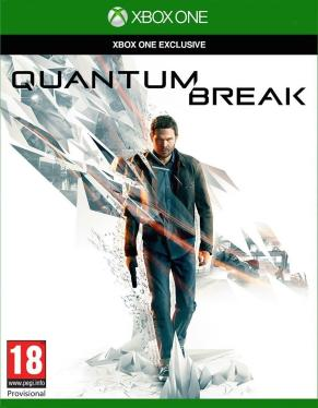 Игра для консоли Microsoft Xbox One Quantum Break