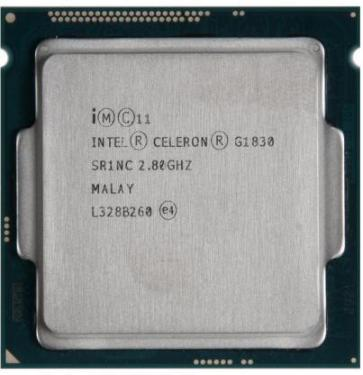 Процессор Intel Celeron Dual-Core G1830 Tray [CM8064601483404]