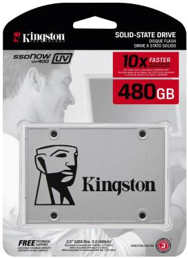 Накопители SSD KINGSTON 120GB UV400 [SUV400S37/120G]