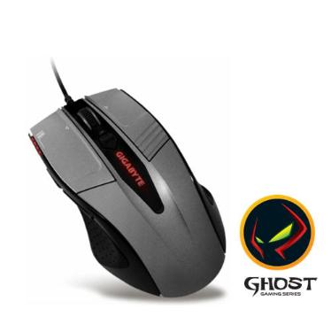 Мышь Gigabyte GM-M8000 Laser Gaming Black USB