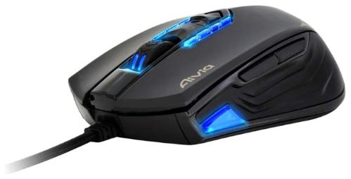 Мышь Gigabyte Krypton Laser Gaming Black USB