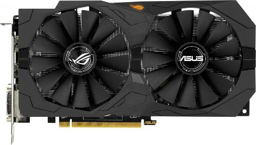 Видеоадаптер PCI-E ASUS STRIX-RX470-O4G-GAMING