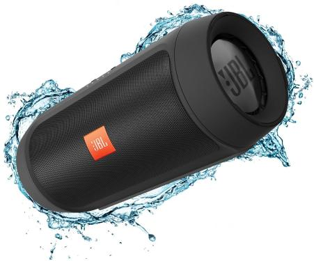 Колонки JBL Charge II Plus Black