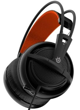 Гарнитура SteelSeries Siberia 200 Black [51133]