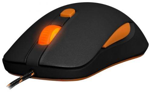Мышь SteelSeries Kana V2 Black USB [62261]