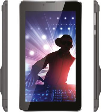 Планшет BQ Disco-7063G 8GB Black 3G