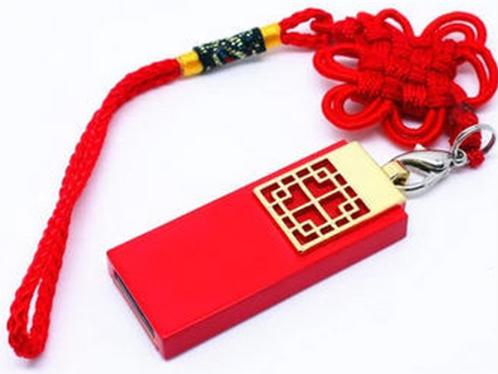 Флеш-память USB SoGood 16GB Chinese Knot Red [SG16GB-ChinKnot-R]
