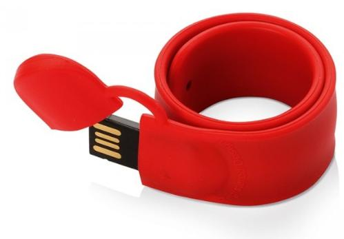 Флеш-память USB SoGood 8GB Bracelete Red [SG8GB-Br-R]