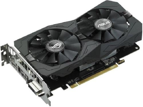 Видеоадаптер PCI-E ASUS STRIX-RX460-O4G-GAMING