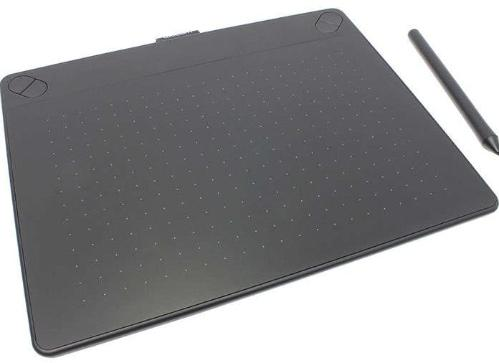Графический планшет Wacom Intuos Photo Black P&T S [WAC-CTH-490PK-N]