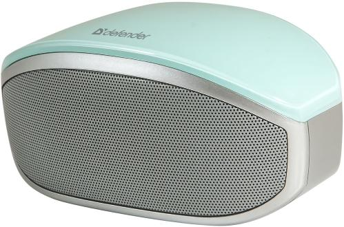 Колонки Defender Moon Solo Bluetooth Turquoise [65569]