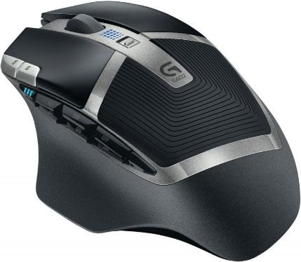 Мышь Logitech G602 Gaming Wireless [910-003821]