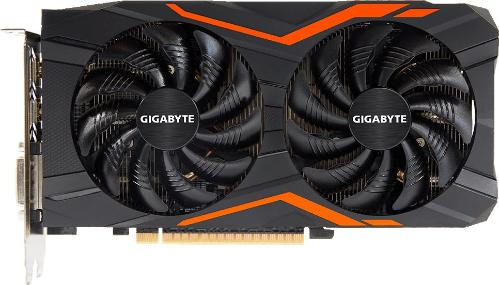 Видеоадаптер PCI-E Gigabyte GV-N1050G1 GAMING-2GD