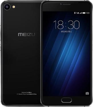 Смартфон Meizu U10 16Gb Black [U680H-16-B]