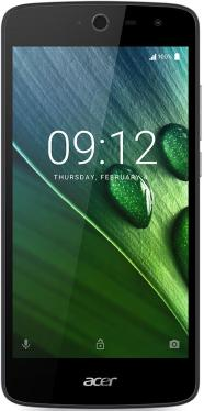 Смартфон ACER Liquid Zest 8Gb Black [HM.HU6EU.001]