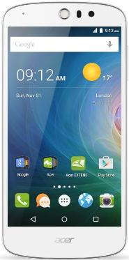 Смартфон ACER Liquid Z530 8Gb White [HM.HQWEU.004]