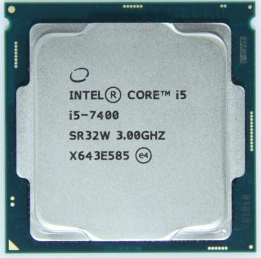 Процессор Intel Core i5-7400 Tray [CM8067702867050]