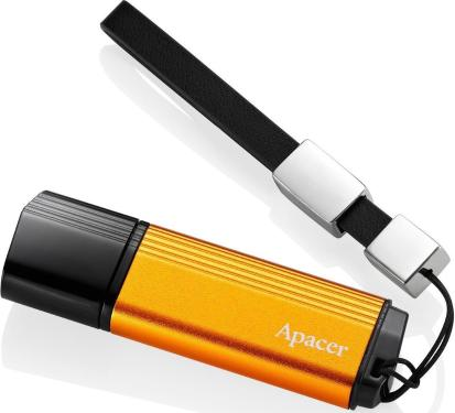 Флеш-память USB APACER 8GB AH330 Fiery Orange [AP8GAH330T-1]