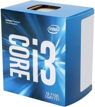 Процессор Intel Core i3-7100 Box [BX80677I37100]
