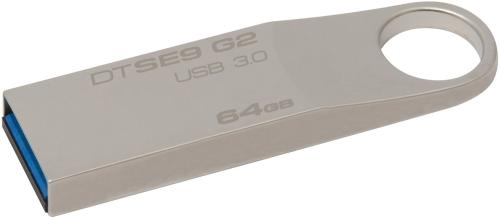 Флеш-память USB KINGSTON 64GB DataTraveler SE9 G2 [DTSE9G2/64GB]