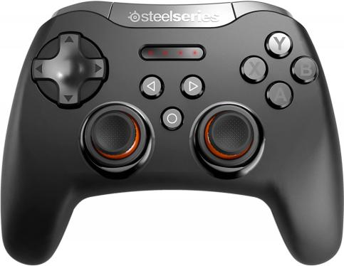 Геймпад SteelSeries Stratus XL Black [69050]