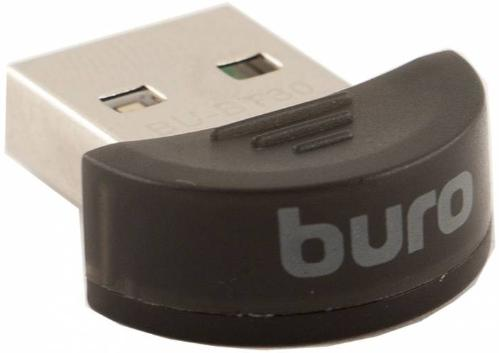 Адаптер Bluetooth->USB BURO BU-BT30 BT3.0+EDR