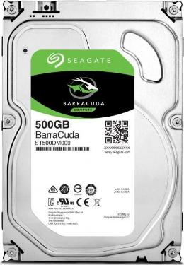 Жесткий диск 3,5' Seagate 500GB Barracuda [ST500DM009]
