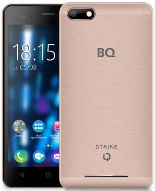 Смартфон BQ 5020 Strike Rose Gold Brushed