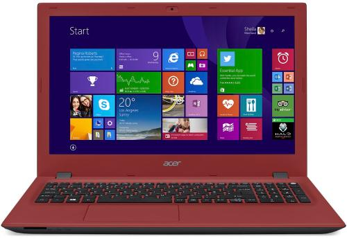 Ноутбук ACER Aspire E5-532-P5QV Red/4GB [NX.MYXER.010/4GB]
