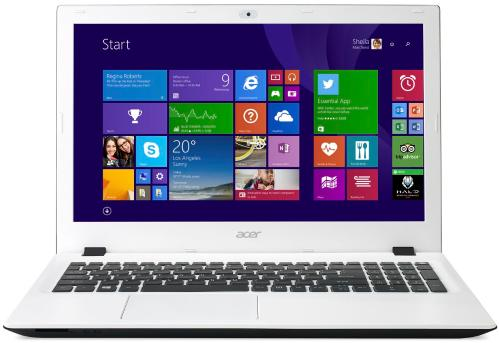 Ноутбук ACER Aspire E5-532-P6LJ White/4GB [NX.MYWER.009/4GB]