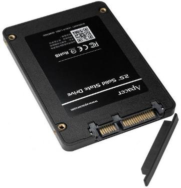 Накопители SSD APACER 240GB AS340G Panther [AP240GAS340G-1]
