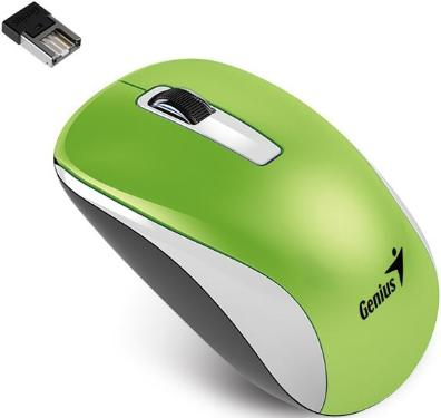 Мышь Genius NX-7010 Green Wireless [GEN-31030114108]