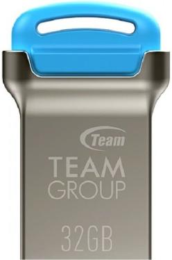 Флеш-память USB Team 32GB C161 Drive Blue [TC16132GL01]