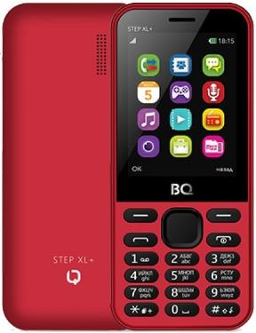 Телефон BQ 2831 Step XL+ Red