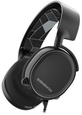 Гарнитура SteelSeries Arctis 3 Black [61433]