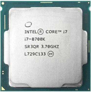 Процессор Intel Core i7-8700K Tray [CM8068403358220]