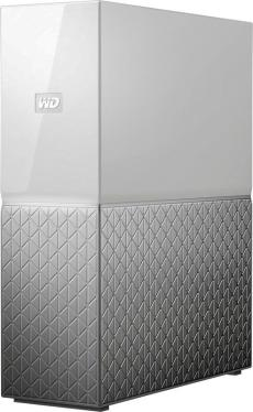 Сетевое хранилище (NAS) Western Digital 4TB My Cloud [WDBVXC0040HWT-EESN]