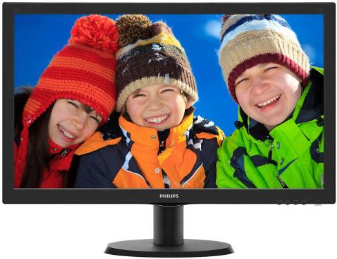 Монитор LCD PHILIPS 243V5LSB5/00