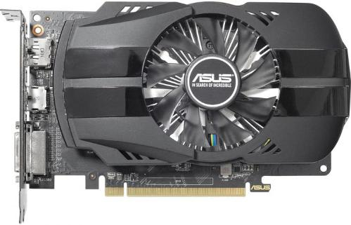 Видеоадаптер PCI-E ASUS AREZ-PH-RX550-2G