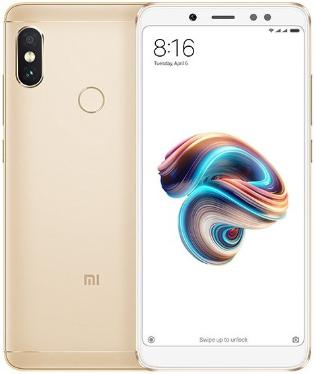 Смартфон Xiaomi Redmi Note 5 32GB Gold