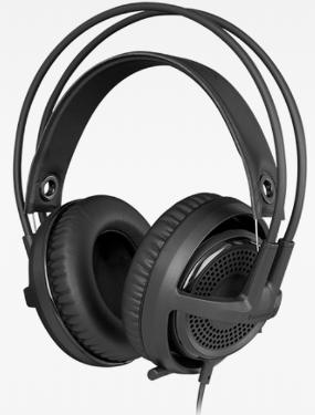 Гарнитура SteelSeries Siberia P300 Black [61359]