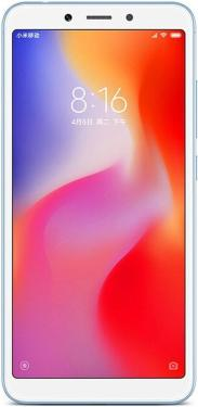 Смартфон Xiaomi Redmi 6A 16GB Blue