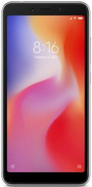 Смартфон Xiaomi Redmi 6 64GB Black